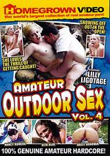 Amateur Outdoor Sex 4