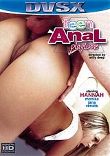 Teen Anal Playtime