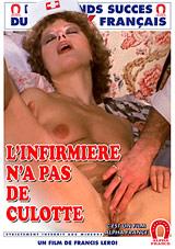 The Nurse Has No Panties - French