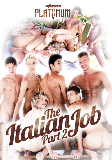 The Italian Job 2 Cover Front