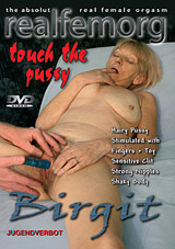 Touch The Pussy: Birgit