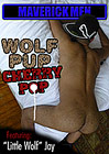 Wolf Pup Cherry Pop