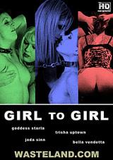 Girl To Girl