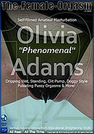 Olivia Adams 12: Phenomenal