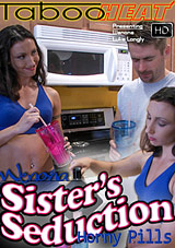 Wenona In Sister's Seduction: Horny Pills