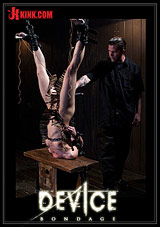 Device Bondage: Elise Graves Harsh Treatment And Predicaments Noir Style By The Pope