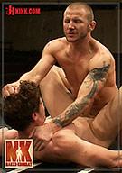 Naked Kombat: Brenn Wyson VS Jeremy Tyler