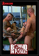 Bound In Public: Shaved And Fucked In A Busy Barbershop