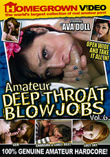 Amateur Deepthroat Blowjobs 6