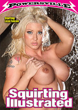 Squirting Illustrated Leya Falcon