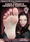 Sioux Sinner's Favorite Footjobs