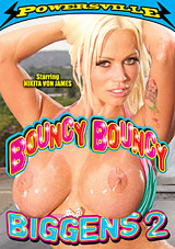 Bouncy Bouncy Biggens 2: Nikita Von James
