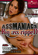 Ass Maniacs: Big Ass Ripped