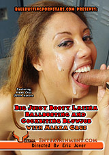 Big Juicy Booty Latina Ballbusting And Cockbiting Blowjob With Alexa Cruz