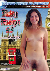 Hairy In Europe 3