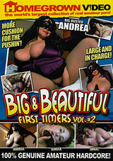 Big And Beautiful First Timers 2