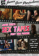 James Deen's Sex Tapes: First Time Pornos