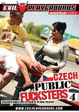 Czech Public Fucksters 4