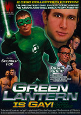 The Green Lantern Is Gay: A XXX Parody