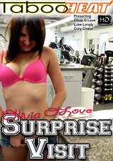 Olivia O'Love In Surprise Visit
