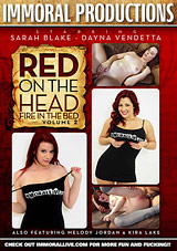 Red On The Head Fire In The Bed   2