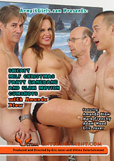 Sweaty Milf Christmas Party Gangbang And Slow Motion Cumshots With Amanda Blow