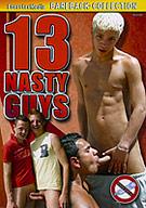 13 Nasty Guys