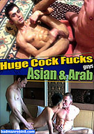 Huge Cock Fucks Asian And Arab Guys