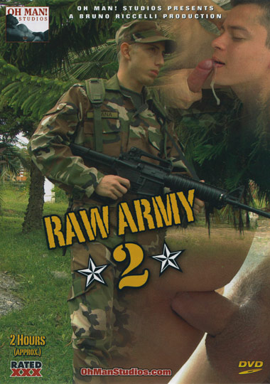 Raw Army 2 cover
