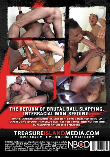 Ass Stretcher 7 Cover Back