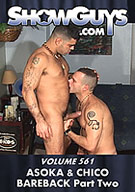 Showguys 561: Asoka And Chico Bareback 2