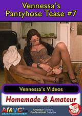Vennessa's Pantyhose Tease 7