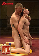 Naked Kombat: Will The Punisher Parks VS Blake The Behemoth Daniels