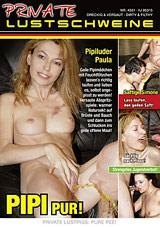 Private Lustschweine: Pipi Pur