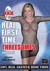 Real First Time Threesomes 6