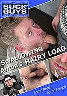 Swallowing Anton's Hairy Load