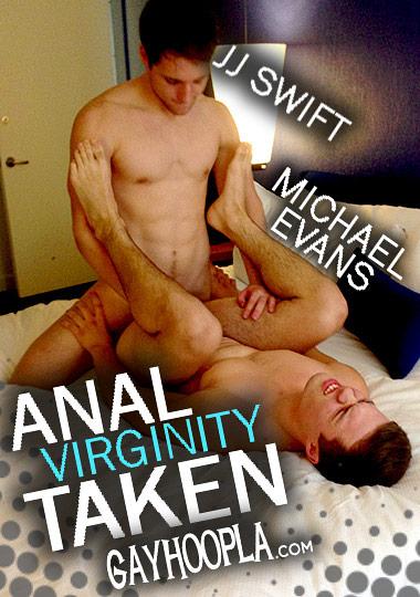 Virginity being taken