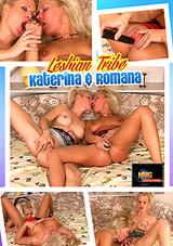 Lesbian Tribe: Katerina And Romana