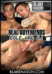 Real Boyfriends Cole And AJ cover