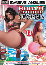 Booty Clappin' Super Freaks 8
