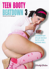 Teen Booty Beatdown 3