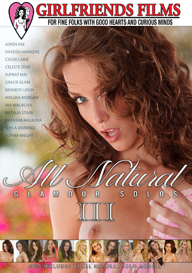All Natural Glamour Solos 3 cover