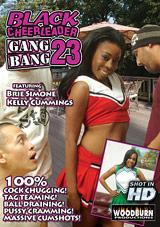 Black Cheerleader Gang Bang 23