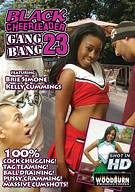 Black Cheerleader Gang Bang 23