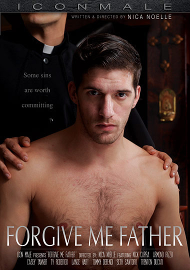 Forgive Me Father 1 Cover Front