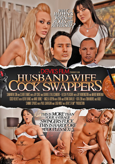 Husband-Wife Cock Swappers (2014)
