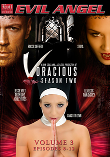 Voracious: Season 2 Part 3 cover