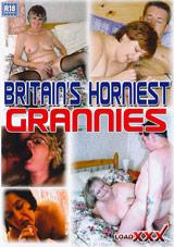 Britain's Horniest Grannies
