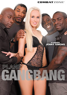 Planet Gang Bang cover