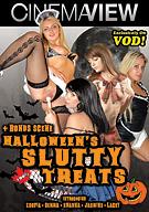 Halloween's Slutty Treats